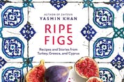 In her third book, Ripe Figs, Yasmin Khan uses food as a means of promoting understanding.