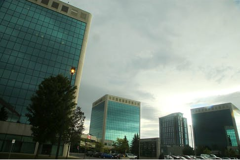 Multiple office towers owned by KRP Properties will this fall see an influx of tech employees as the region prepares for a recovery paced by 5G technology.