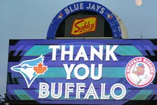 The Jays went just 10-11 in Dunedin and 12-11 at Sahlen Field this season.