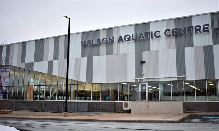 The Wilson's Aquatic Centre which is part of the Rath Eastlink Community Centre. - File  photo