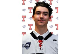 Dell Welton of Baddeck was named the Maritime Junior Hockey League's scholastic player of the year for the 2020-21 season. Welton is currently a member of the Truro Beatcats. CONTRIBUTED