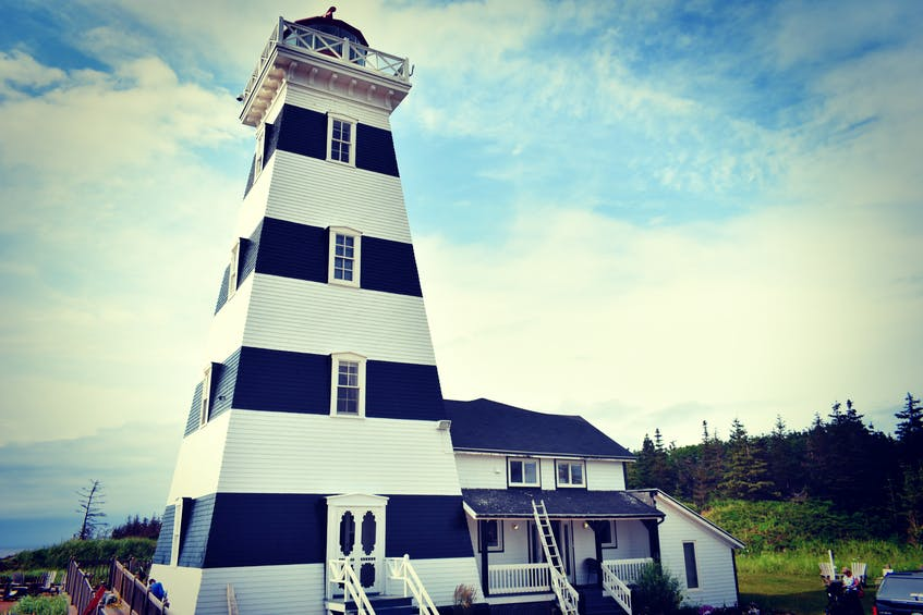 The West Point Development Corporation, a non-profit organization, maintains the lighthouse that still serves as a navigational beacon. And the former lighthouse keepers' living quarters serve as a unique country inn and museum.