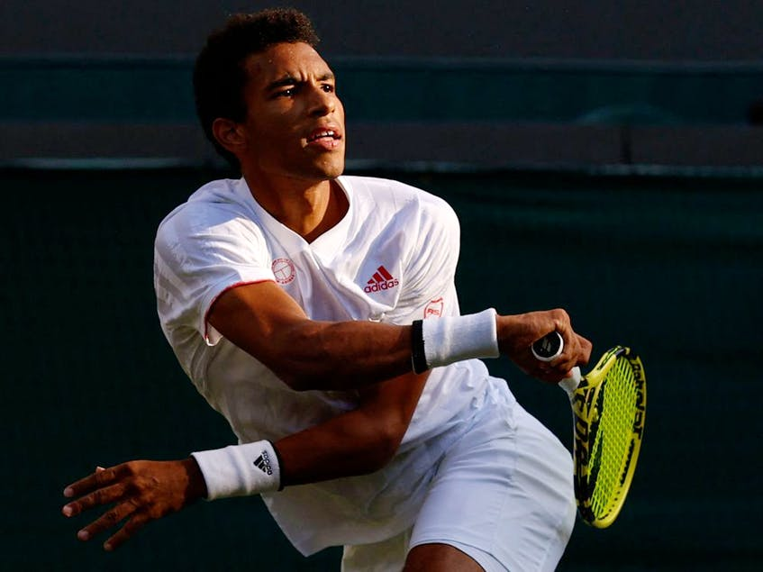 When Andy Murray won gold at the 2016 Summer Olympics, pulling off the repeat in Rio de Janeiro, a teenagedAuger-Aliassime was tuned into the action from home in Quebec City. - Adrian  Dennis