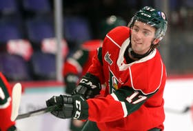 Halifax Mooseheads defenceman Cam Whynot is ranked as a potential second-round pick for this weekend's NHL draft. - Tim Krochak