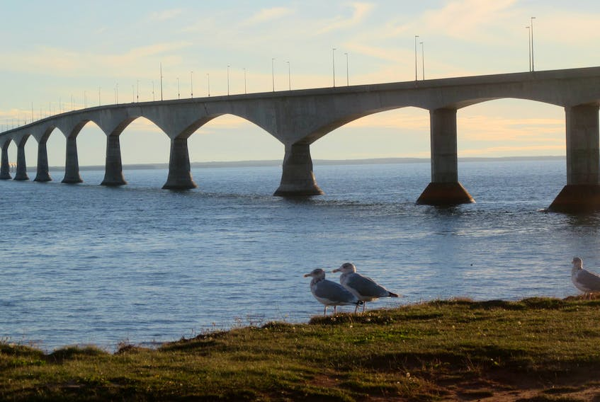 Michel Le Chasseur, general manager of the Confederation Bridge, says the bridge does offer 24-7 shuttle service for cyclists and pedestrians despite what a pair of Nova Scotia cyclists were told recently.
