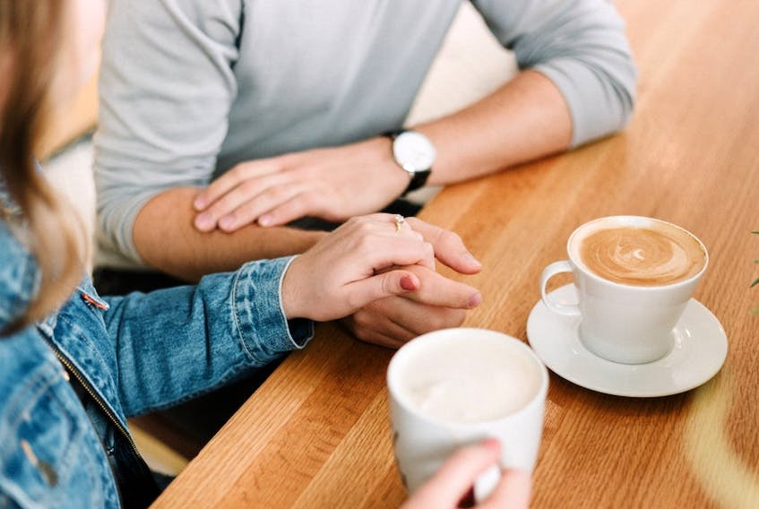 Shared communication is essential for a healthy long-term relationship, especially when issues call for compromise on divided opinions.