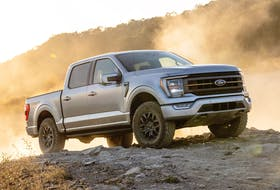 The Ford F-Series remains Canada's No.1 selling vehicle line.