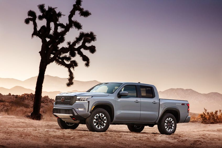 With almost no stock to give to dealerships, the 2022 Nissan Frontier sits at the bottom of the list.
