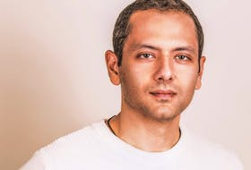 Author Omar El Akkad. Photo by Kateshia Pendergrass.