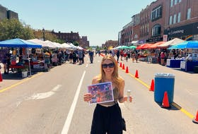 Prince Edward Island summer Activator, Emma MacKinnon, is exploring her home province this summer and sharing why it's the place to be. So far, her trip has taken her across P.E.I., and has included stops at places like the Queen Street Market (pictured).  - Photo Contributed