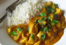 Pineapple Chicken and Basmati Rice uses a variety of flavourful spices.