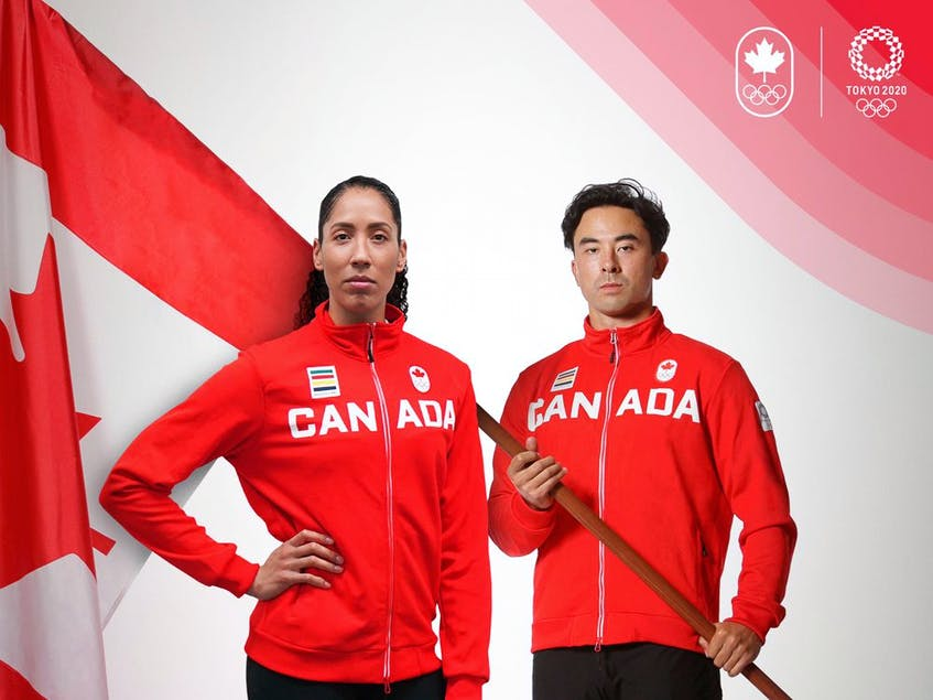 Hirayama will be the first team-sport athlete to carry the maple leaf in an opening ceremony. For the 33-year-old rugby sevens captain from Richmond, B.C., Friday night in Tokyo will be the culmination of a 15-year journey. - Canadian Olympic Committee