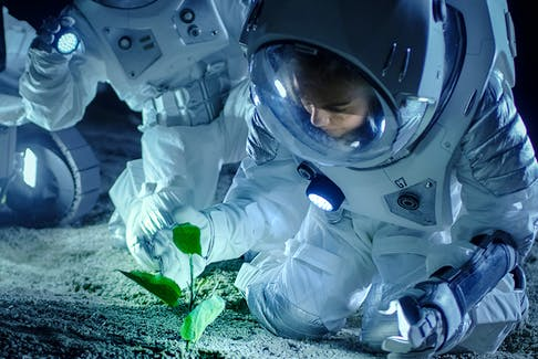 The Deep Space Challenge is a joint effort by NASA and the Canadian Space Agency to find innovative solutions for growing food in space, as well as in urban and northern climates on Earth. - Courtesy of the Canadian Space Agency