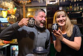 Brian Day has been the owner and operator of Christian's Pub for the last 16 years. Though Krista Koerner will be greatly missed, she will always be a part of the bar and he knows he can count on her to get them out of a jam, he said.