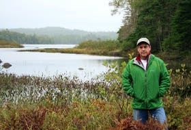Raymond Plourde, senior wilderness coordinator with the Ecology Action Centre, says the environmental organization is strongly against the use of chemical herbicides and pesticides.