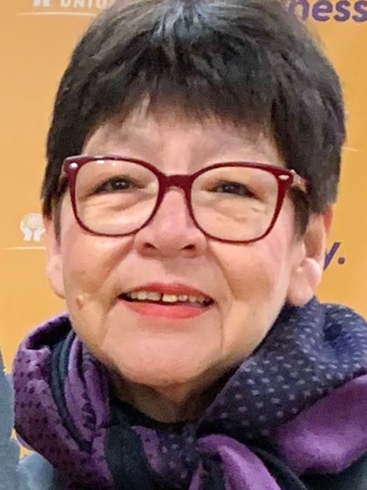 Patti Doyle-Bedwell, a Mi'kmaw lawyer and rights activist who teaches Native Studies at Dalhousie University said more space needs to be made for Mi'kmaw representation in the Nova Scotia legislature. FILE