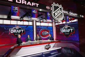 The Canadiens selected Xavier Simoneau, a 5-foot-7, 175-pound centre, in the sixth round (191st overall) of the NHL Draft.