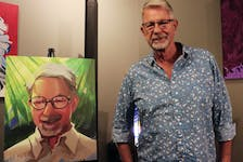Peter Jansons was one of three people recognized at Pride P.E.I.'s first Honouring the Trailblazers event at the Pilot House in Charlottetown on July 25.