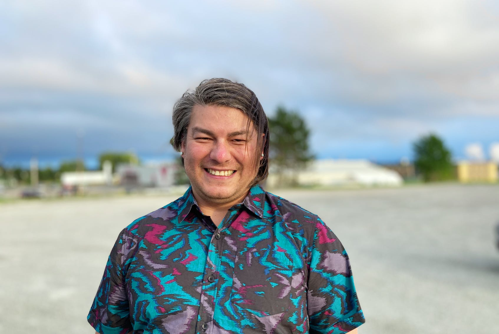 Bryson Syliboy grew up in Sipekne'katik First Nation and has lived in Port Hawkesbury for eight years. He is the first Mi'kmaw two-spirit candidate in Nova Scotia and is running for MLA of Richmond in Cape Breton. CONTRIBUTED