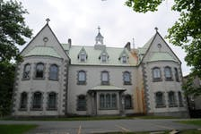 The former Christian Brothers residence at Mount St. Francis on Merrymeeting Road is one of the properties being offered for sale. — Joe Gibbons/The Telegram
