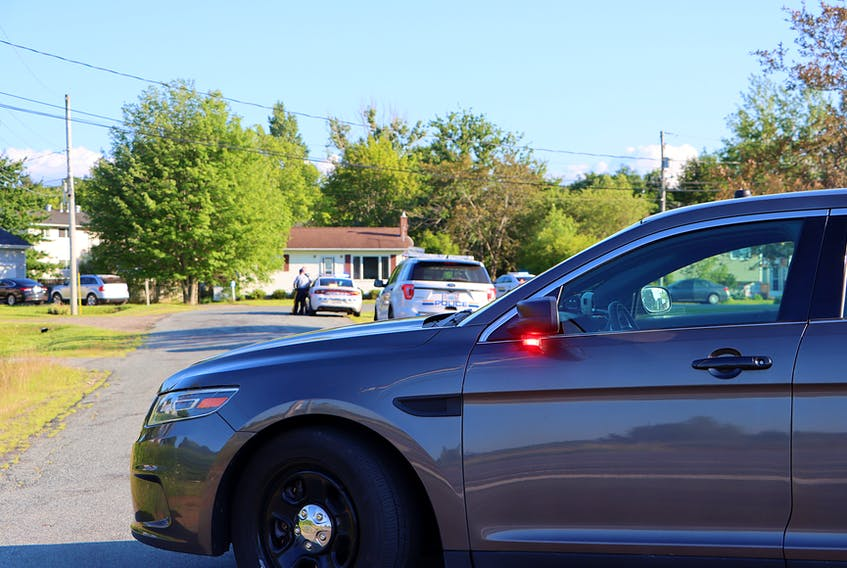 Kings RCMP were called to Gracie Drive in North Kentville after a shooting Saturday evening. There were no injuries.