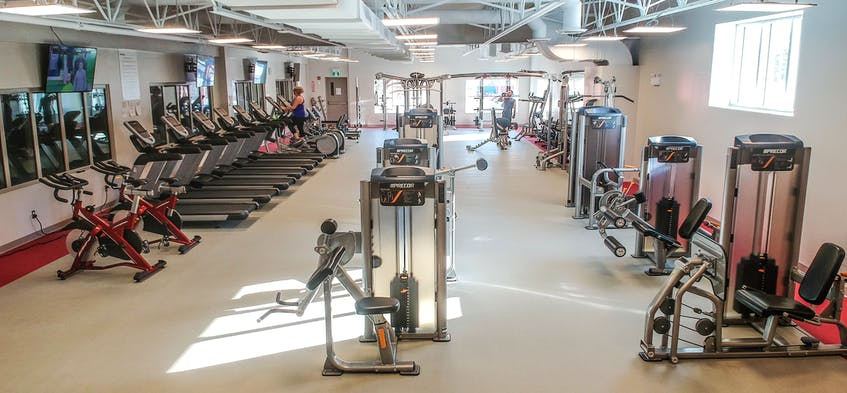 Located on the second floor of the Kings Mutual Century Centre, the Berwick Fitness Centre includes 228 square metres of space and operates thanks to a lease between the town and the Berwick & District Community Association. Contributed