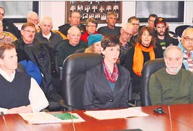 A coalition made up of 16 groups and more than 200 individuals from across P.E.I. presented to MLAs in February 2014, urging the government to keep the moratorium on deep-well irrigation in place. Guardian file