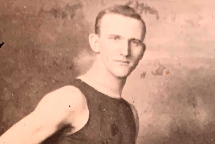 Family lore has it that Clarence 'Flash' Demont could have gone to the Olympics.