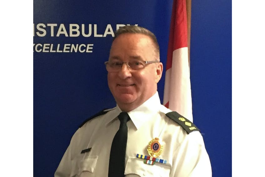 Patrick Roche has been named interim chief of the Royal Newfoundland Constabulary, effective Aug. 1.