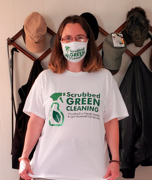 Melissa Thatcher's passion for helping the earth began when she was in elementary school, and she's taken that love to her career. The Kentville, N.S. woman operates Scrubbed Green Cleaning, which features eco-friendly cleaning products.