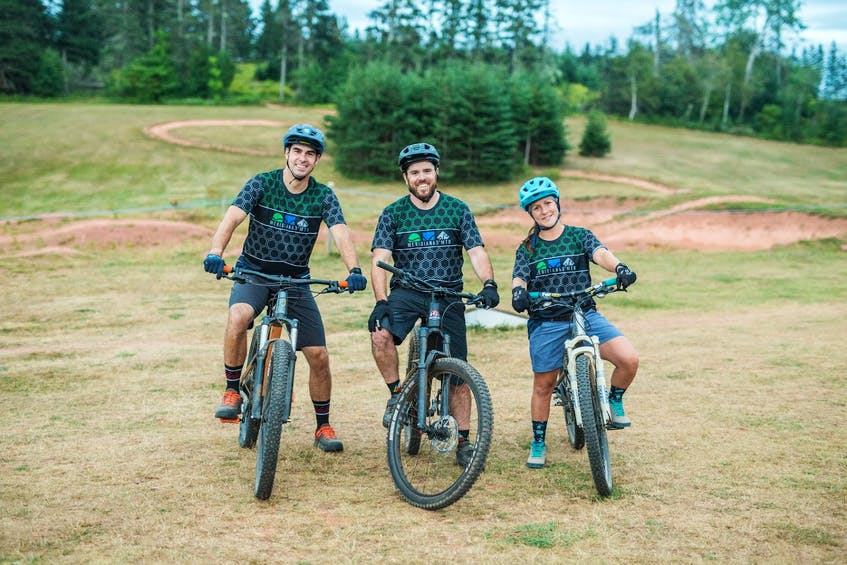 The team at Meridian63° MTB is obsessed with bikes, and sharing that passion with their visitors on tailor-made tours. - Photo Courtesy Simon Reid Studios photo