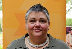 Sydney-Membertou NDP candidate Madonna Doucette was the target of a social media post attempting to shame her for her body appearance.