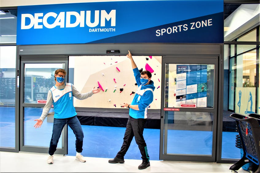 Decathlon Dartmouth is looking for community to connect within its 1,700-square foot multi-use Decadium area in-store, which groups and coaches can use for free. - Photo Courtesy Ryan Snaadt photo via Unsplash