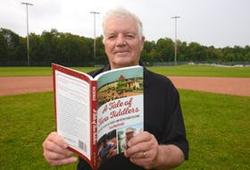 A sold-out book launch for Fred (Fiddler) MacDonald's new book, A Tale of Two Fiddlers, The Early Days of Sports and Life in Charlottetown, will take place July 28 at Red Shores in Charlottetown.