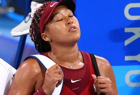Osaka, the No. 2 seed in the tournament and under the microscope as a face of the Games in Tokyo and for her stance to pull out of Wimbledon earlier in the month in order to deal with anxiety issues, appeared to be on path towards the Olympic title after No. 1 seed Ash Barty was eliminated in the first round.