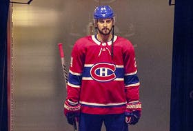 Phillip Danault posted 5-19-24 totals in 53 regular-season games last season with the Canadiens.
