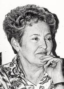 Shirley Barnes (Clarke)