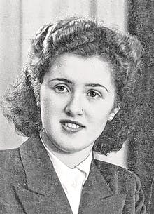 "Marie-Jeanne Gasperine ""Marion"" Brouwer (Telder)"