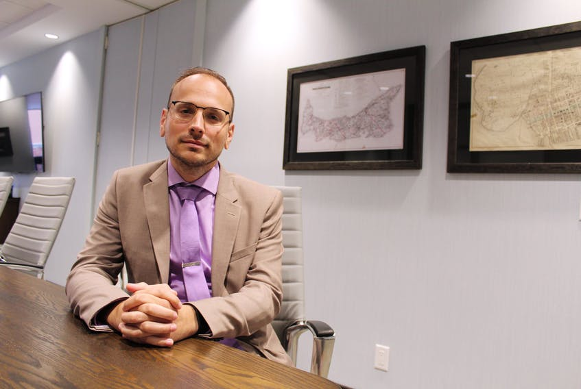 Lawyer and John Howard Society of P.E.I. president Conor Mullin is spearheading a project to help people who were convicted of homosexuality have their criminal records erased.