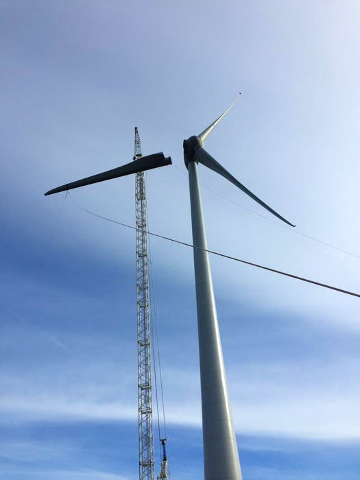 The Natural Forces Amherst Wind Farm project was completed and commissioned in January 2017. The company is looking to erect a 50- to 150-megawatt wind farm in West Hants. The Benjamins Mill Wind Project will include 10 to 24 turbines.