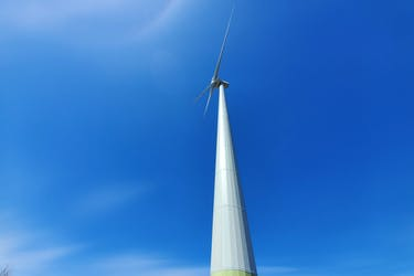 On Jan. 10, 2020 the Oinpegitjoig Wind Project in Richibucto, N.B. reached commercial operation. It is a partnership between Natural Forces and Pabineau First Nation.