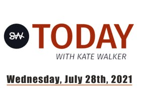 Saltwire Today for July 28, 2021.