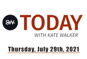 Saltwire Today for July 29, 2021.