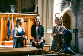 The 2021 Tuckamore Festival will once again celebrate young chamber music talent through its Young Artist mentorship and coaching program. - Photo Courtesy Riche Perez photo