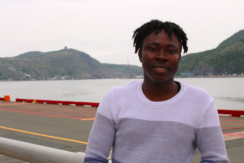 While living in Ghana, George Tamakloe started the Open Film Festival with his friend, Caleb Odartey Aryee, as a way to showcase African filmmakers. Now Tamakloe calls St. John's home, but is continuing to showcase his passion for film, placing African filmmakers alongside local filmmakers in the St. john's version of the Open Film Festival, which will take place on July 31.