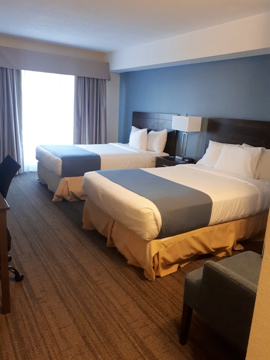 With so many room options available to choose from, Travelodge Suites by Wyndham in New Glasgow is a great choice for all visitors. - Photo Contributed