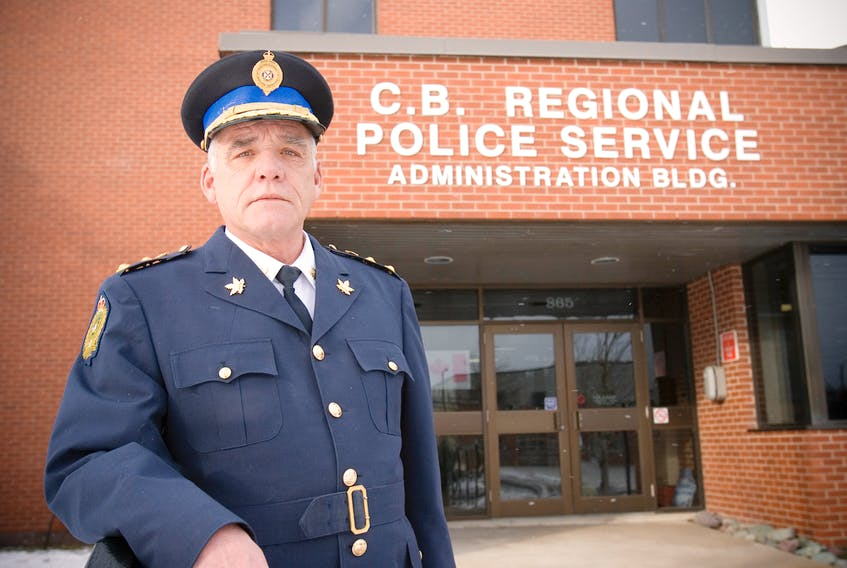 David Wilson spent 36 years serving in the police service — including as police chief for the former City of Sydney, associate chief and, for a short time, police chief for the Cape Breton Regional Police Service. SaltWire Network File Photo