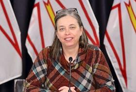 Dr. Janice Fitzgerald — File photo
