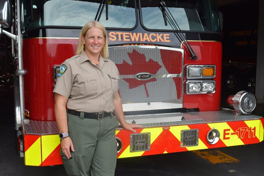 Nova Scotia wildfire prevention officer recounts experience investigating in British Columbia