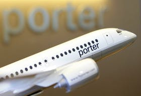 Porter Airlines will have its whole network up and running by October, and plans to expand its fleet and flights by next year.
